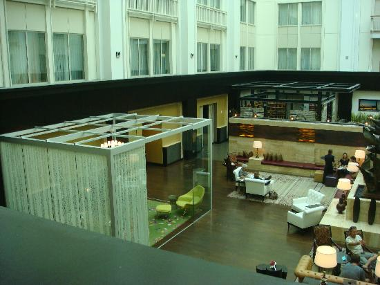The Nines, a Luxury Collection Hotel, Portland: lobby