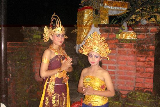 Up and Away Bali Tours: legong dance bali