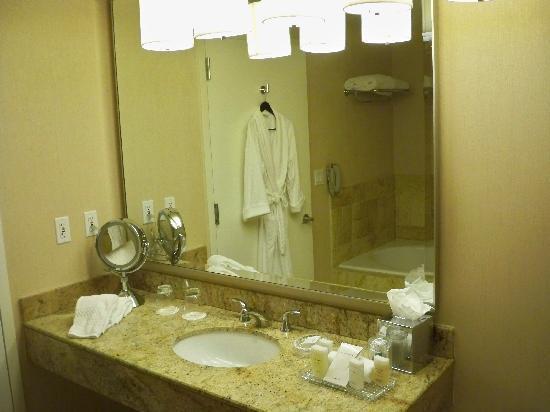 Conrad Miami: Conrad view 6 - bathroom