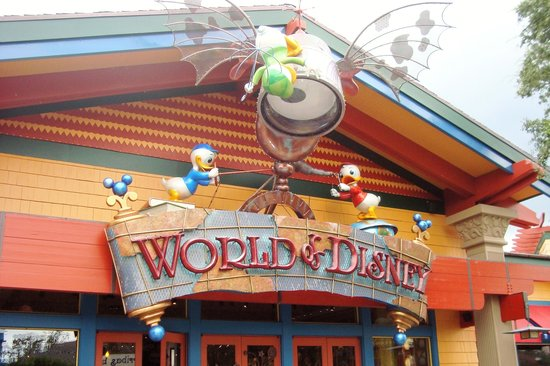 Orlando, FL: world of disney
