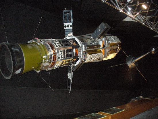 New Mexico Museum of Space History: Satellite