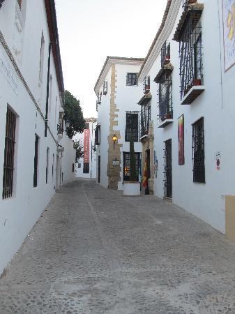 Hotel San Gabriel: Street View