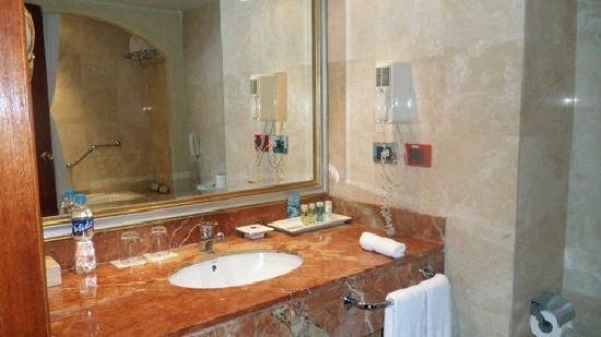 Hotel Melia Lima: Level bathroom