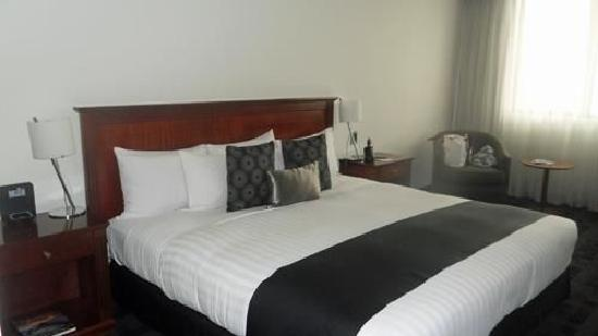 Hotel Melia Lima: Level bedroom