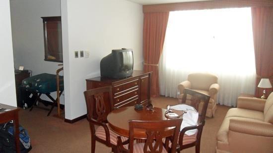 Hotel Melia Lima: Regular suites