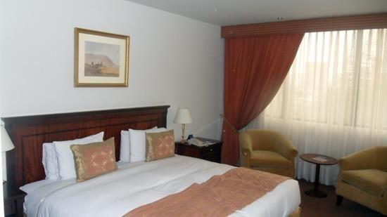 Hotel Melia Lima: Regular room