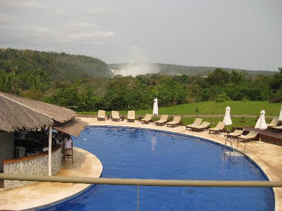 Meliá Iguazú: pool