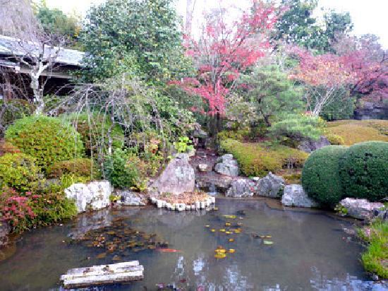 สวนไทโซอิน: 余香苑