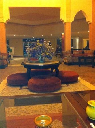 Hotel Club Al Moggar: hall