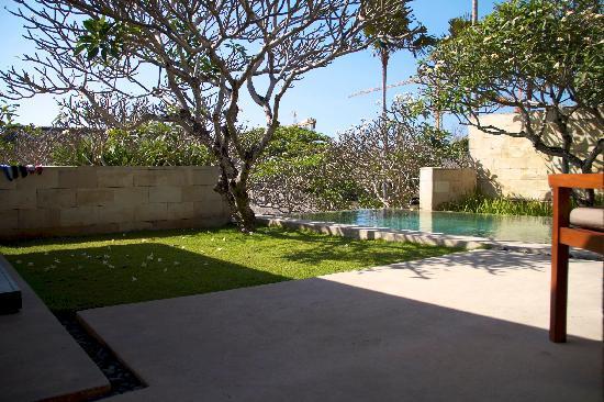 โรงแรมเดอะเบลี: Our Morning View