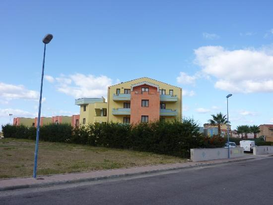 Hotel Isola Rossa: Hotel