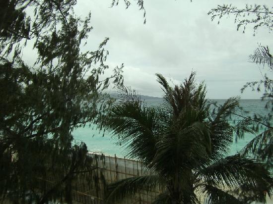 โรงแรมลา คาร์เมลา เดอ โบราเคย์: View straight to the water