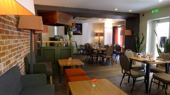 Amberton Cozy: Restaurant