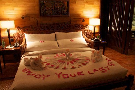 The Chedi Club Tanah Gajah, Ubud, Bali – a GHM hotel: Our Last Night