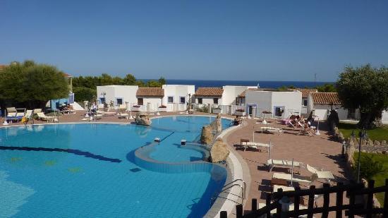 Hotel Nuraghe Arvu: Piscine