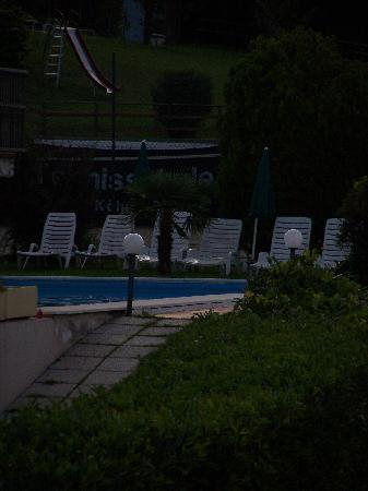 Park Hotel Faver: la piscina esterna
