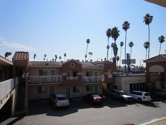 Americas Best Value Inn - Hollywood / Los Angeles: Good Morning LA