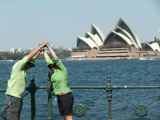 Bike Buffs - Sydney Bicycle Tours: Sydney Opera House