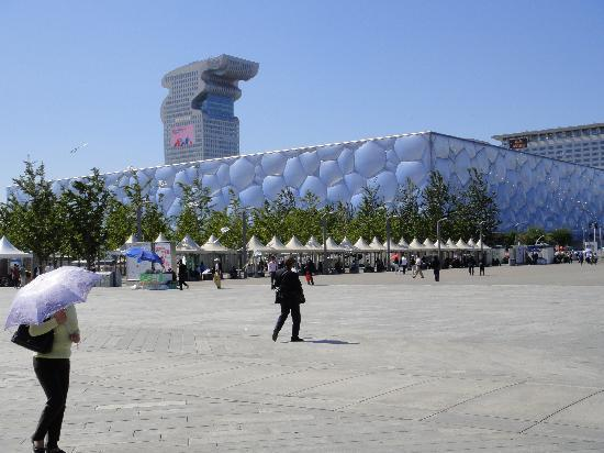 Olympic Park: Water Cube