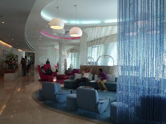 โรงแรมเดอะพาร์ค นิวเดลี: Lobby