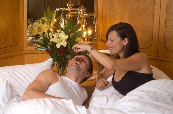 Hotel zum weyßen Rößle: Schwarzwälder Kirsch