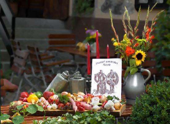 Hotel zum Weyssen Roessle: Frisch für Sie vom Markt