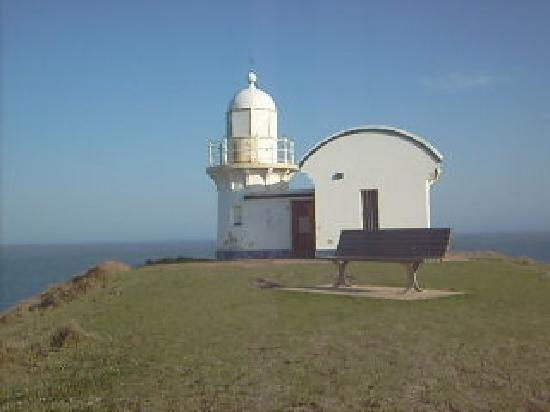 บีชพอร์ต เบด แอนด์ เบรคฟาสท์: Short stroll to the lighthouse