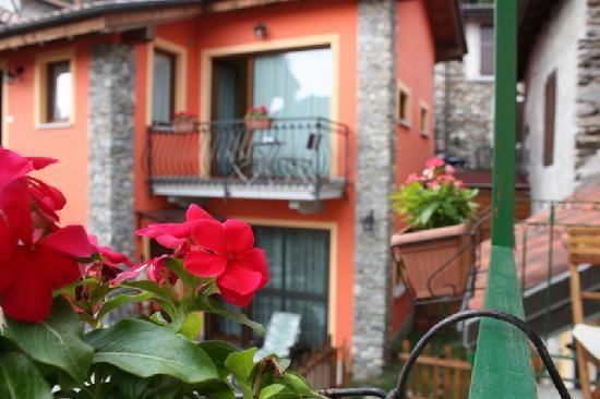 Guest House Campino: Балкон