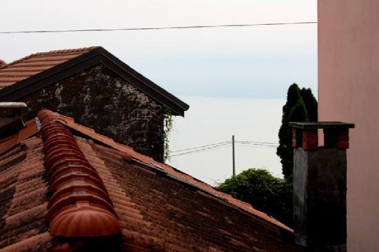 Guest House Campino: Терраса