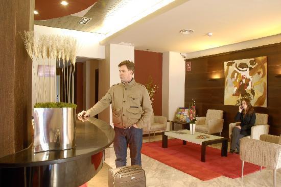 Hotel Philadelfia: Bienvenido!