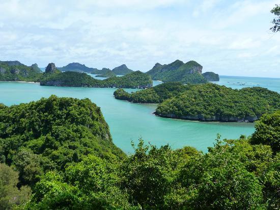 Island Cruises Sailing: dream a little dream