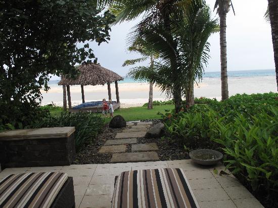 อินเตอร์คอนทิเน็นทอลฟิจิกอล์ฟรีสอร์ทแอนด์สปา: Beachfront room