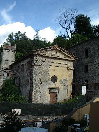Hotel & Terme Bagni di Lucca: albergo esterno