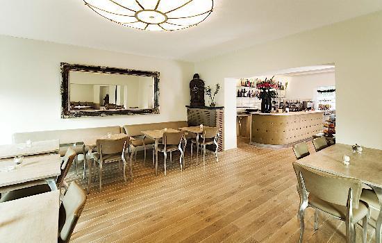 Boutiquehotel Berial: Frühstücksraum