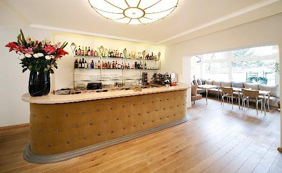 Boutiquehotel Berial: Lobby-Bar