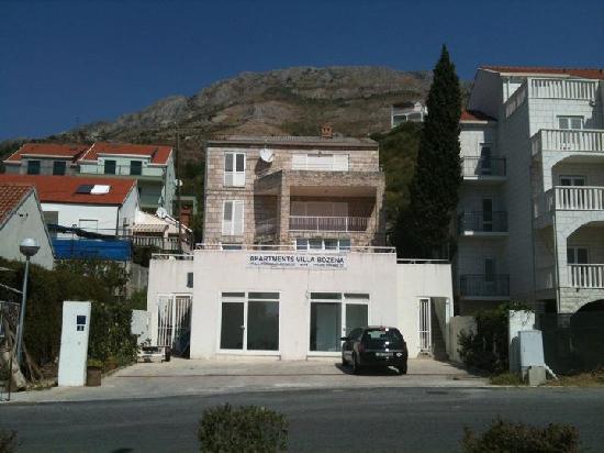 Apartments Villa Bozena