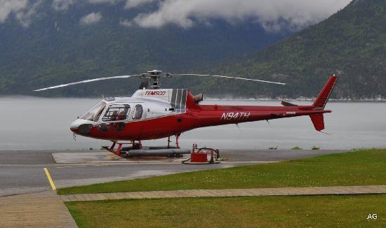 TEMSCO Helicopters - Skagway: Hubschrauber