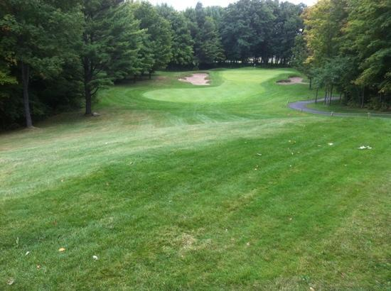 Mistwood Golf Course: White course