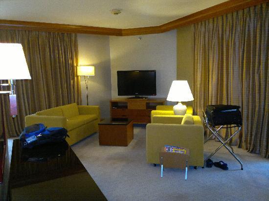 โรงแรมแฟร์มอนท์ สิงคโปร์: signature room, pic 2