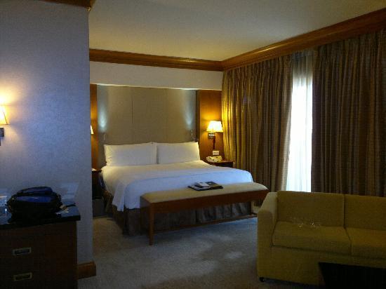 โรงแรมแฟร์มอนท์ สิงคโปร์: signature room, pic 3