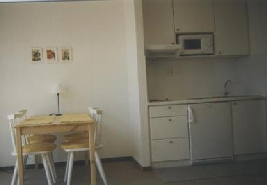 Villa Bozena: All apartments have kitchenette with dining table