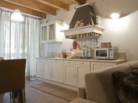 Villa Chiara B&B: cucina