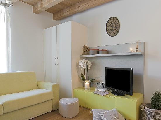 Villa Chiara B&B: soggiorno