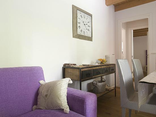 Villa Chiara B&B: living