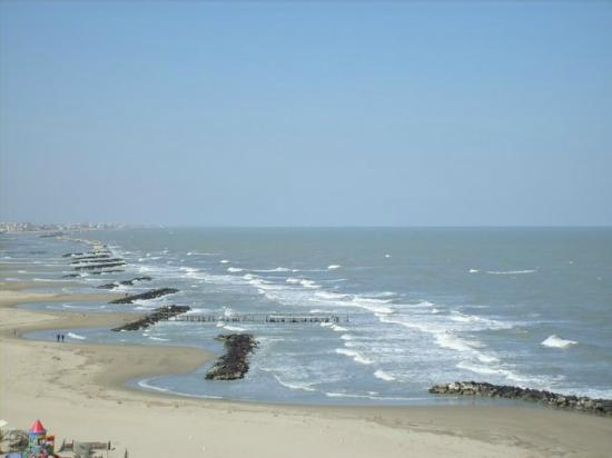 Hotel Imperial Beach: Vista dalla Camera