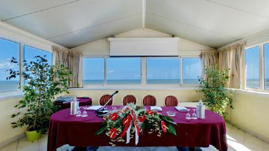 Hotel Imperial Beach: Sala Meeting