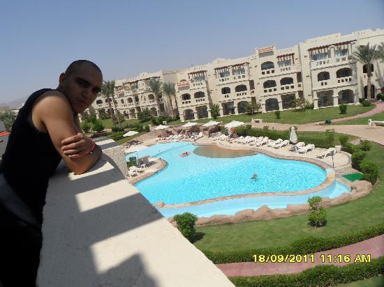 Rixos Sharm El Sheikh: Room view