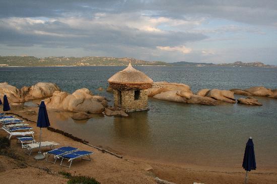 Club Village Forte Cappellini: Spiaggia