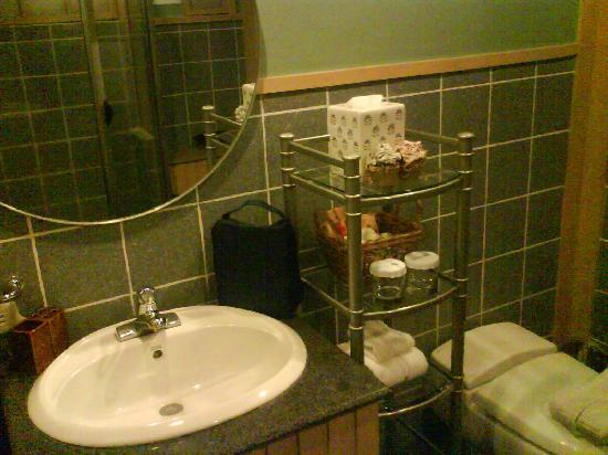 ดิสโคเวรี่คันทรีสวีต: Bathroom water closet