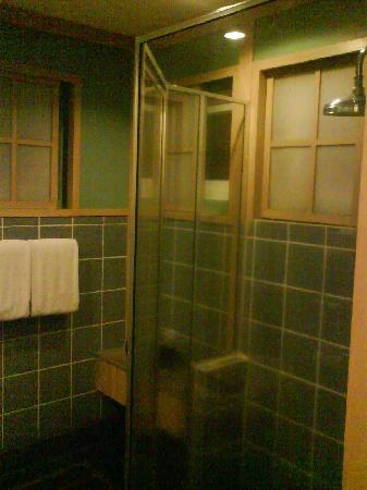 ดิสโคเวรี่คันทรีสวีต: Shower